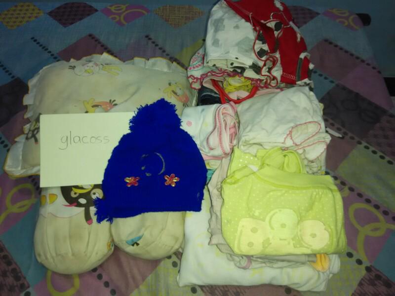 Adakah ayah/bunda yang mau mensedekahkan baju hamil/baju&perlengkapan bayi bekas??