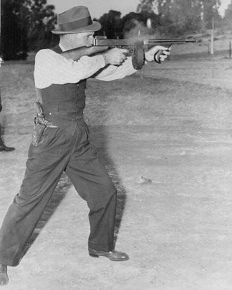Tommy Gun, Senapan Pilihan Gangster Amerika Era 1920an