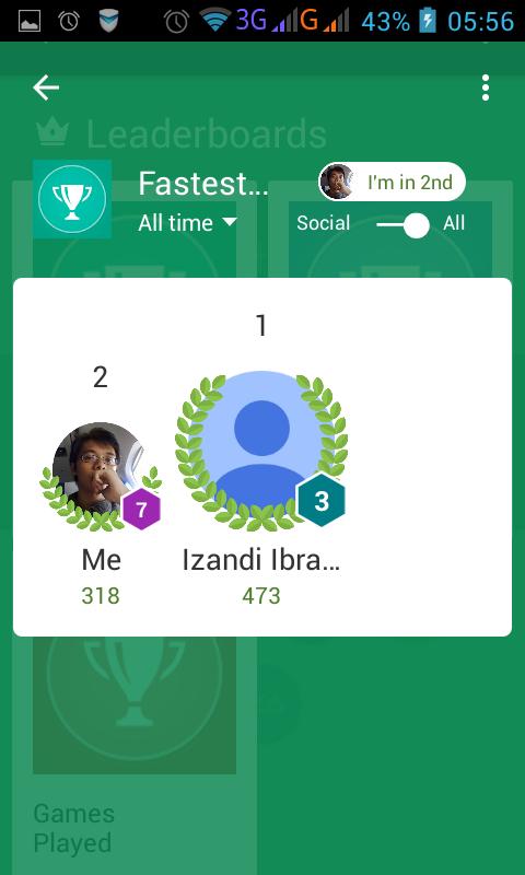 Izin share game android sederhana buatan ane