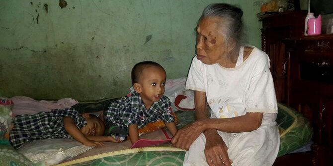 Akhir Kisah Nenek Sati dan Kedua Cucu Kembarnya