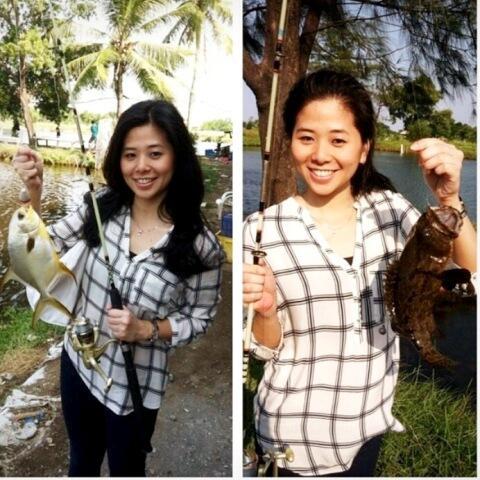 Lokasi Pemancingan Ikan dekat Laut, daerah Dadap, Tangerang L@@K