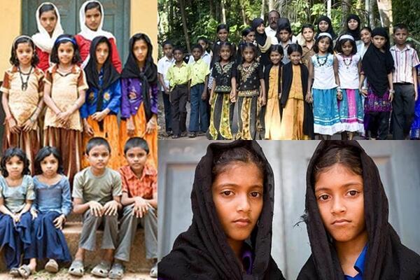 Desa Kodinji, Desa dengan Penduduk Kembar identik