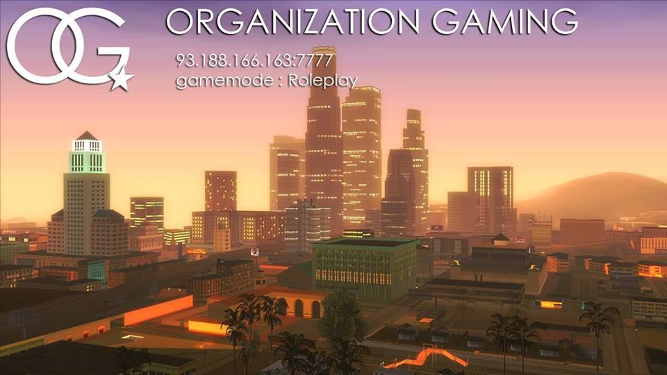 Coming UP!! [Organitation Gaming Roleplay]