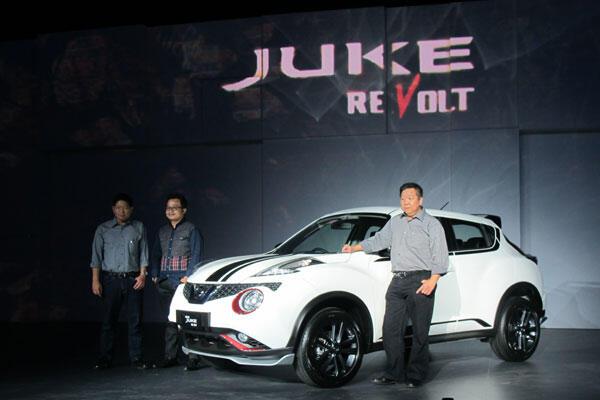 Hadapi Honda HR-V, Nissan Juke Facelift dan Juke Revolt Meluncur di Indonesia