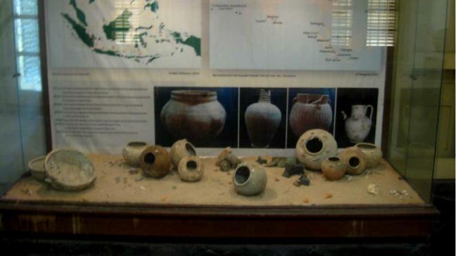 Suara Gaduh di Gedung Museum Seni Rupa dan Keramik di kawasan kota lama