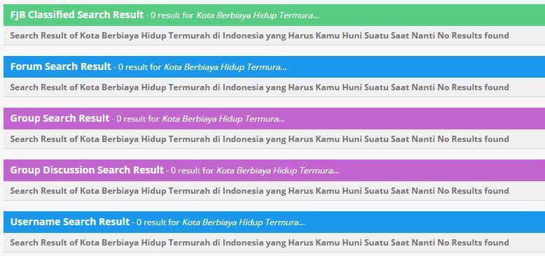 Kota Berbiaya Hidup Termurah di Indonesia yang Harus Agan Huni Suatu Saat Nanti