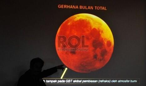 Kemenag Ajak Masyarakat Shalat Gerhana Bulan