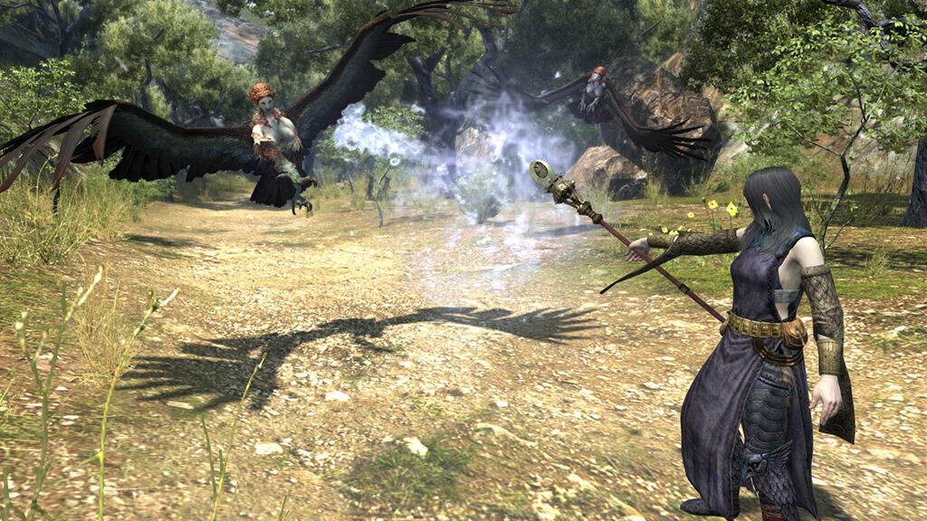 Dragon's Dogma Online ドラゴンズドグマ オンライン [CAPCOM] F2P