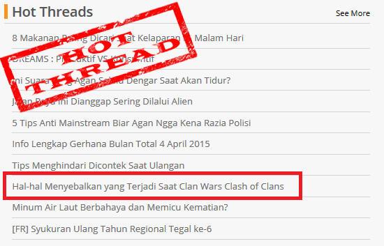 Hal-Hal Menyebalkan Yang Terjadi Saat Clan Wars Clash of Clans