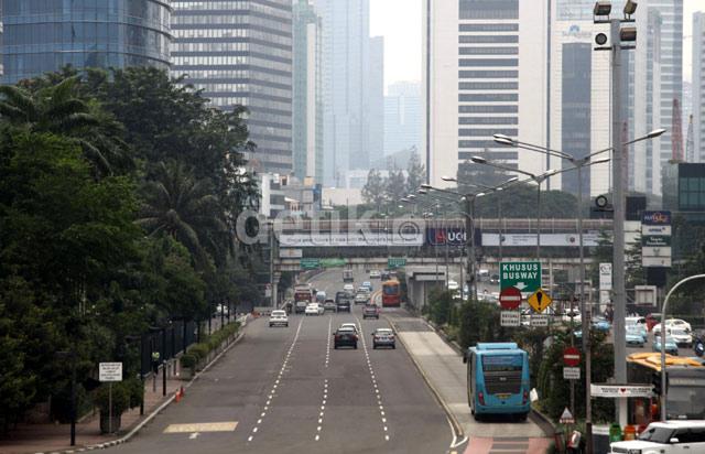 Kabar Gembira.. Libur Panjang, Jakarta Lengang gan...