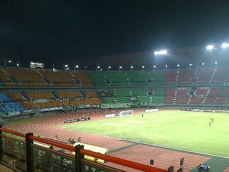 [Berita Bola] Laga Persebaya v Mitra Kukar Ditonton Suporter Ghaib