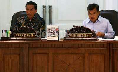 [RESUFFLE] Siapa Menteri yang Bakal Dievaluasi Jokowi?