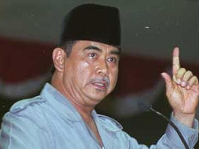 Presiden NII Panji Gumilang Dijebloskan ke Lapas Indramayu