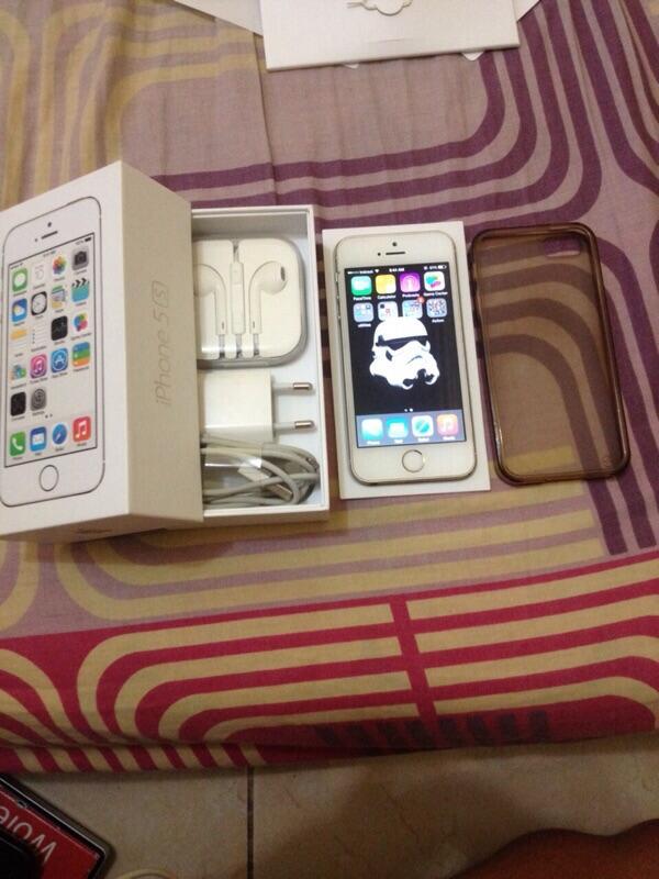 Harga Iphone 5s Koran Pulsa