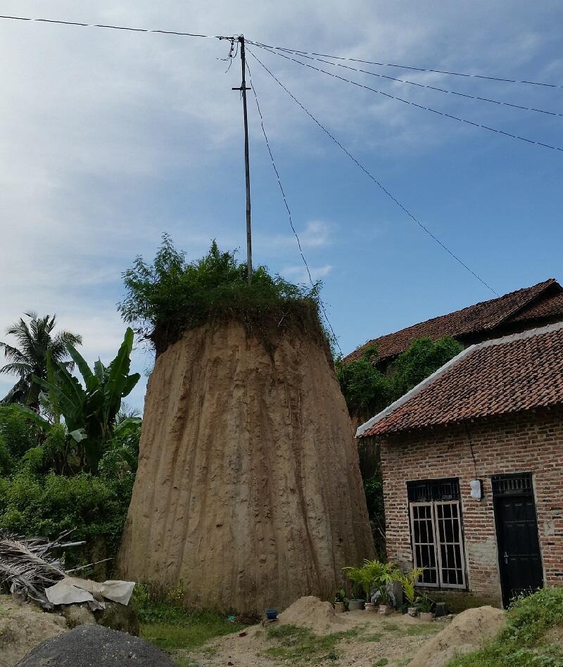 Salah satu Daerah Ternekat di Indonesia