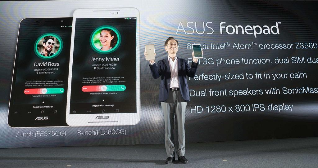 [Official Lounge] Asus Fonepad 8 – Bring It On