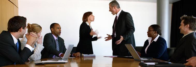 Cara Tepat Atasi Konflik di Kantor