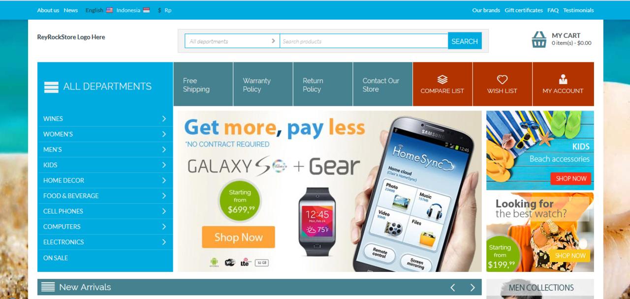 Penawaran Kerjasama Membangun Situs E-Commerce