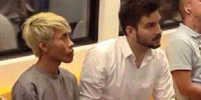 [MAHO NEWS] Foto Pria Tampan Gandeng Pasangan Gay Bikin Kesal Banyak Wanita