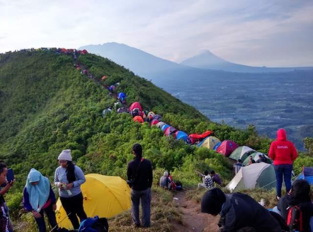 Info Pendakian Gunung Andong Kaskus