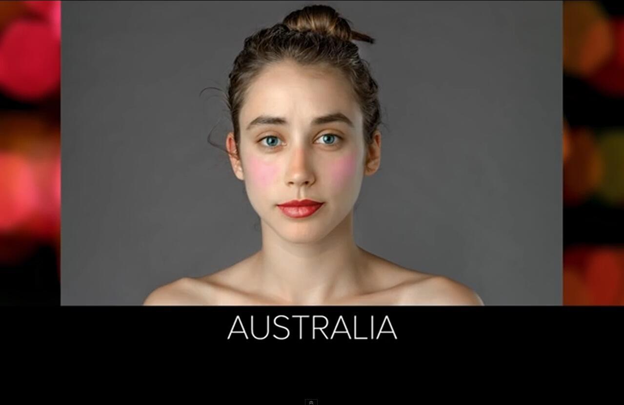 Standart Cantik Berbagai Negara?
