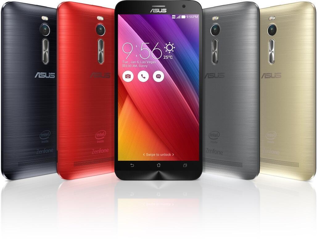 Apa yang Baru di ASUS ZenFone 2?