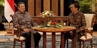 SBY : Jokowi Jangan Terlalu Sering Salahkan Pemerintahan yang Lalu