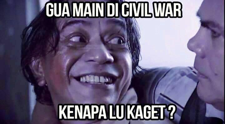 Ray Sahetapy ( Aktor Indonesia ) Bergabung Di Film Captain America Civil War