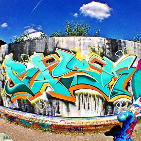 Graffiti antara Seni atau Vandalisme