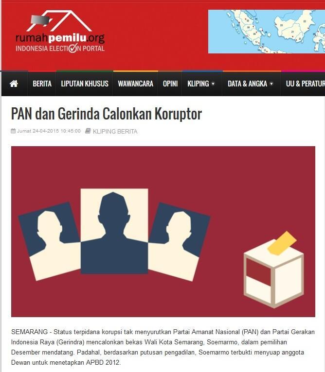 Amuk Para Kepala Daerah Terkait Pungli ( Dukung #IndonesiaBersih ! )