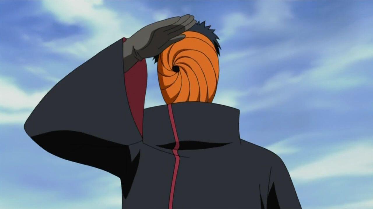Ternyata Gan Indonesia memiliki sosok seperti Pein, dan Tobi dalam anime Naruto