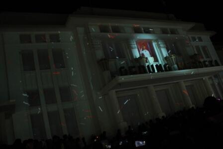[UPDATE] Asian African Carnival ,Sesudah KAA Bandung Tetap Ramai + Video Mapping