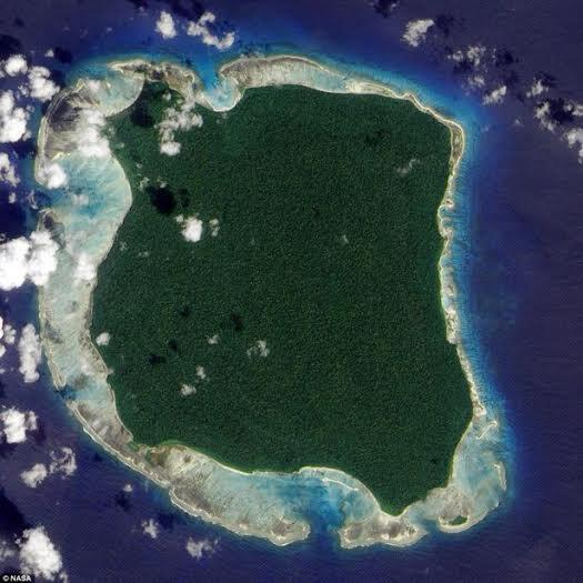 Menyeramkan, pulau misterius ini membunuh siapa saja yang datang