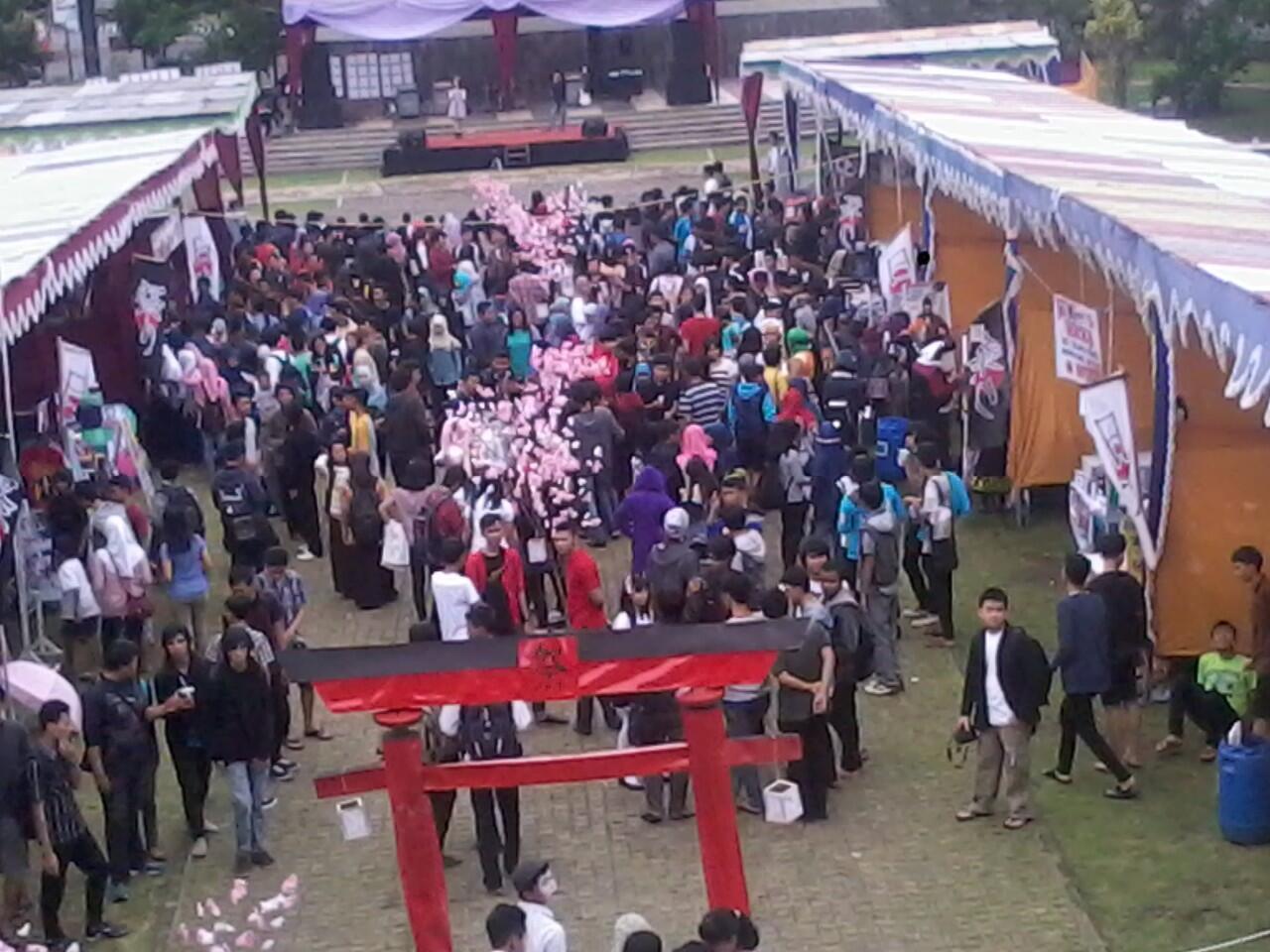 {LAPORAN} Event PurwokerTokyo Japan Matsuri 25 April 2015