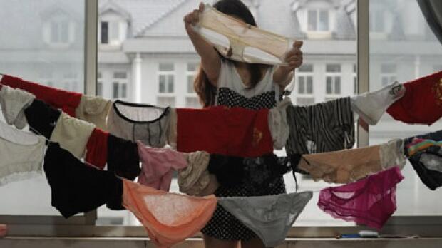 Pemerkosa Ini Koleksi 2 Karung Celana Dalam dan Bra