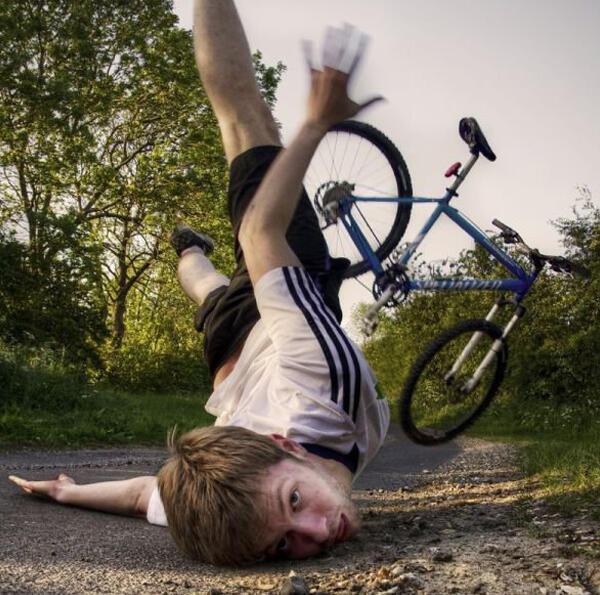 SERAM! Ini 31 Foto yang Diambil Beberapa Detik Sebelum Kecelakaan