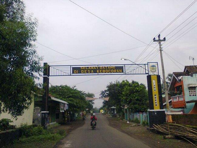 Inilah Nama Desa-desa Terabsurd Di Indonesia