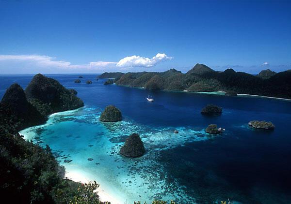 7 Pulau Tercantik di Dunia