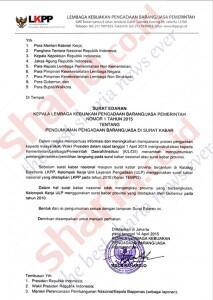 Heboh Bocornya Surat Dari Pemerintah Yang Untungkan TEMPO
