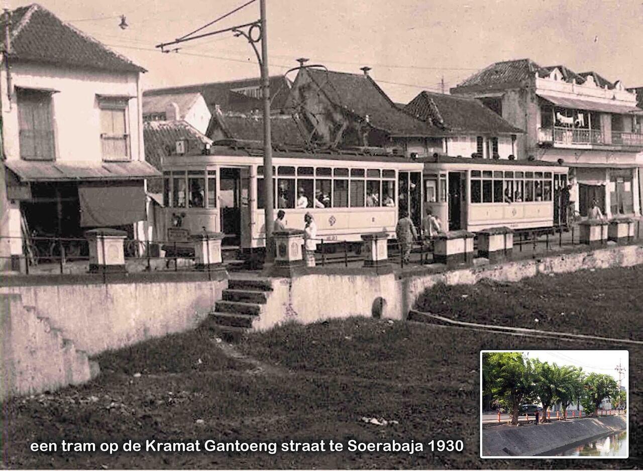 Mei 2015, Pembangunan Trem Surabaya Dimulai [TOP BGT]