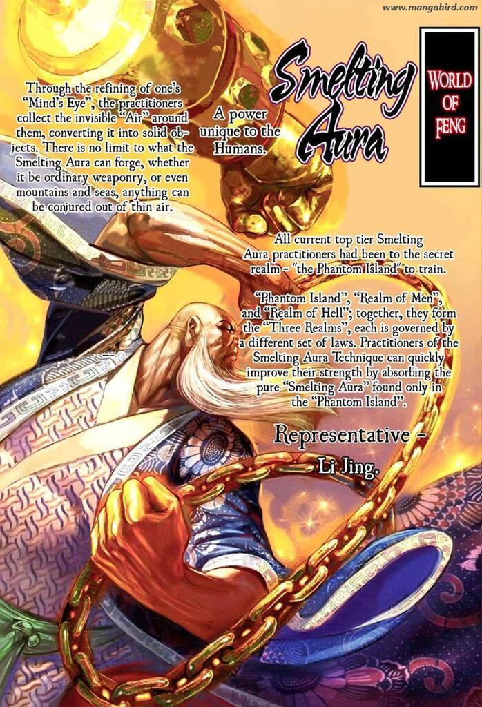 Berbagai Jenis Aura/Tenaga Dalam Di Dunia Manga