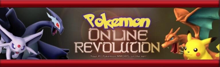 [OFFICIAL PRO] Pokemon Revolution Online (Gotcha Catchem All !!!!)