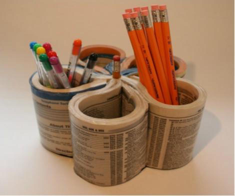 10 Ide Unik Karya Recycle Barang Bekas yang Dapat Ditemukan di Rumah