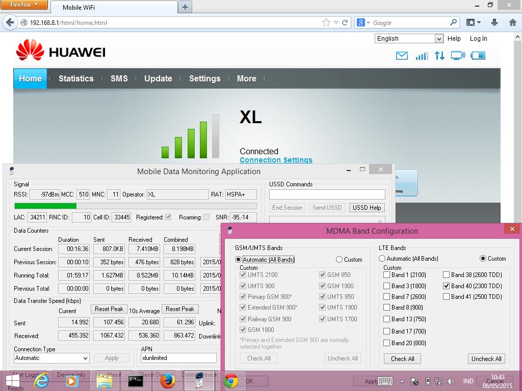 Huawei Flasher V2