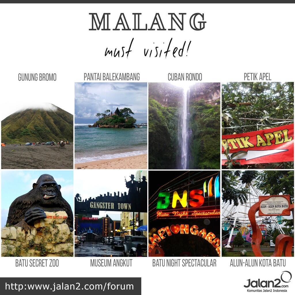 Tips Destinasi Wisata Malang