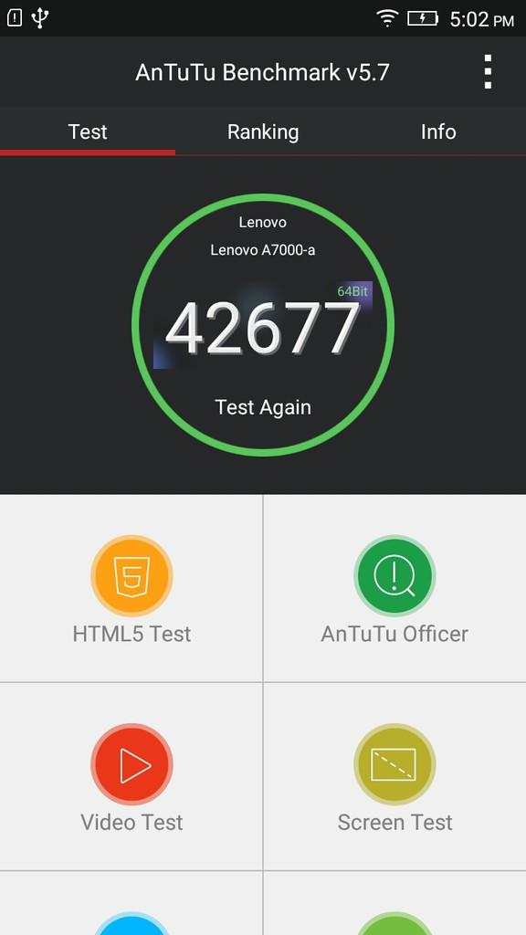 Review Lenovo A7000: Smartphone Layar Lebar 2 jutaan dengan Fitur Dolby Atmos