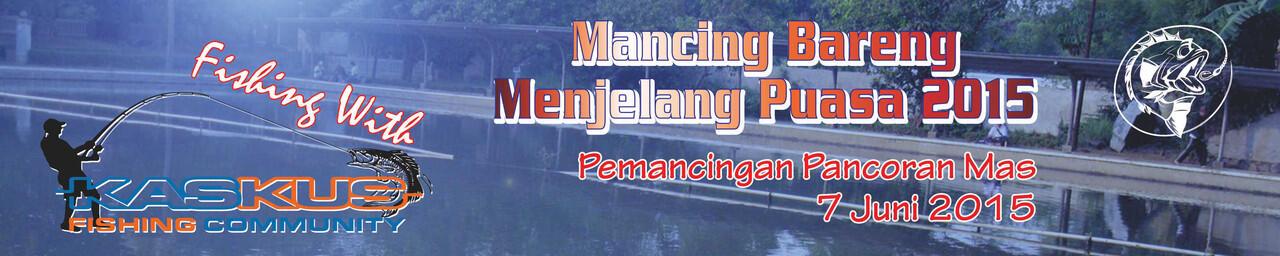 RF CINGRENG PANMAS MENJELANG PUASA 2015