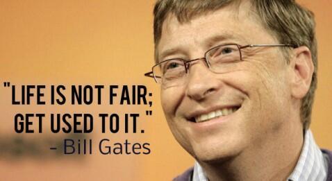 Life is NOT fair : Ini cara menghadapi kegagalan