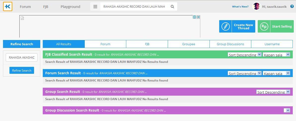 RAHASIA AKASHIC RECORD DAN LAUH MAHFUDZ