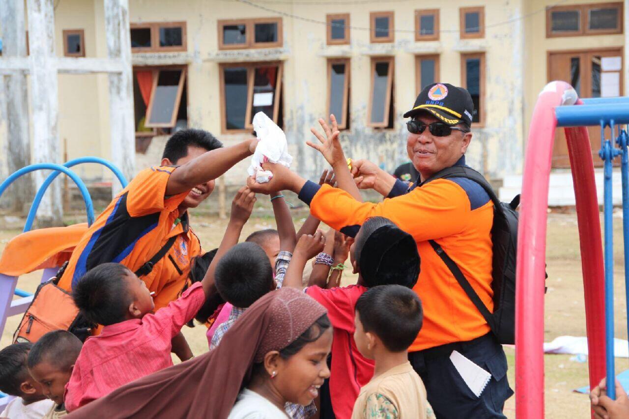 sedikit cerita tentang anak Rohingnya
